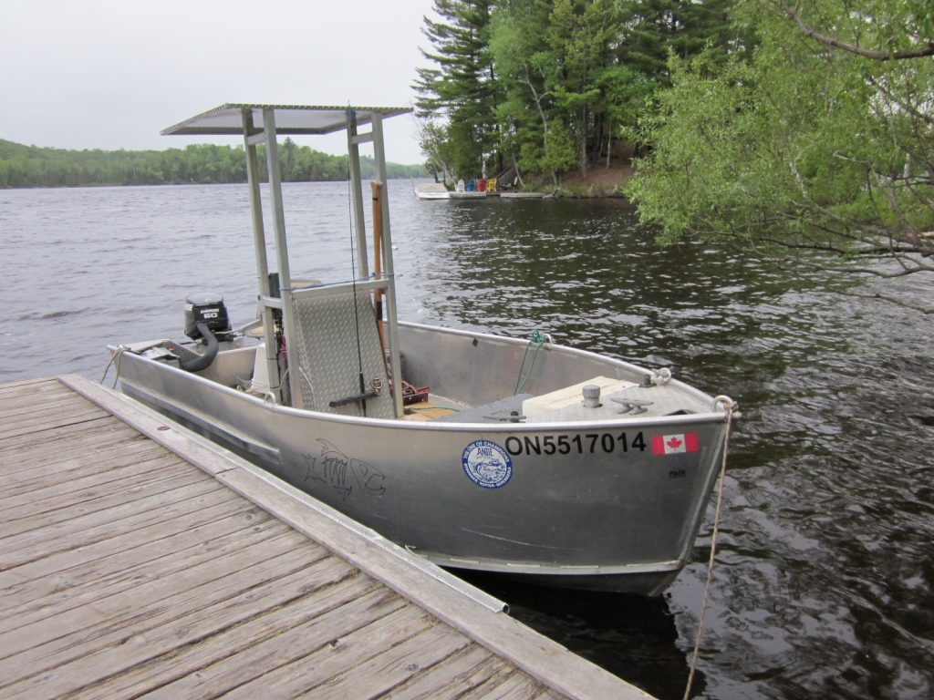 Reliable push transportation for our barge to ensure your construction project or move goes well in Huntsville, Ontario